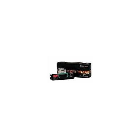 Lexmark - cartouche de toner - a rendement eleve - 1 x noir - 6000 pages