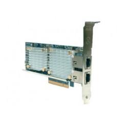 Broadcom NetXtreme 2x10GbE BaseT Adapter - Adaptateur réseau - PCIe 2.0 x8 profil bas - 10Gb Ethernet x 2 - pour System x3250 M