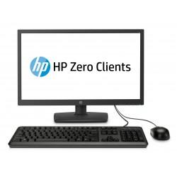 """HP t310 - Zéro client - tout-en-un - 1 x Tera2321 - RAM 512 Mo - aucun disque dur - GigE - moniteur : LED 23.6"""" 1920 x 1080 (F"""