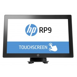 HP RP9 G1 Retail System 9018 - Tout-en-un - 1 x Core i3 6100 / 3.7 GHz - RAM 4 Go - SSD 256 Go - 3D V-NAND technology - HD Grap