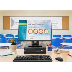 HP Workstation Z240 - SFF - 1 x Core i7 7700 / 3.6 GHz - RAM 16 Go - SSD 256 Go - HP Z Turbo Drive G2 - graveur de DVD - HD Gra