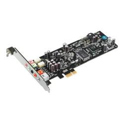 ASUS Xonar DSX - Carte son - 24 bits - 192 kHz - 107 dB rapport signal à bruit - 7.1 - PCIe - ASUS AV66 - profil bas