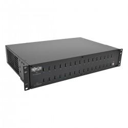 Tripp Lite Station de Charge à 32 Ports USB Avec Synchronisation, 230 V, Sortie du Chargeur USB 5 V 80 A (400 W), Montage en Ra