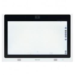 Ricoh D2200 - Tableau blanc intéractif avec Écran LCD - multitactile (4 points) - infrarouge - sans fil, filaire - USB, VGA, Et