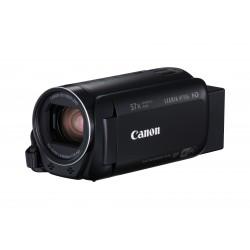 Canon LEGRIA HF R86 - Caméscope - 1080p / 50 pi/s - 3.28 MP - 32x zoom optique - flash 16 Go - carte Flash - Wi-Fi, NFC - noir