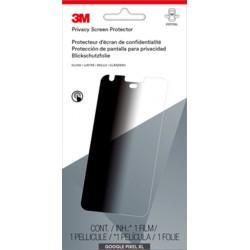 """Film de protection confidentiel 3M pour Google Pixel XL - Filtre de confidentialité pour écran (portrait) - 5.5"""" - noir - pour"""