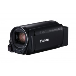 Canon LEGRIA HF R806 - Essential Kit - caméscope - 1080p / 50 pi/s - 3.28 MP - 32x zoom optique - carte Flash - noir
