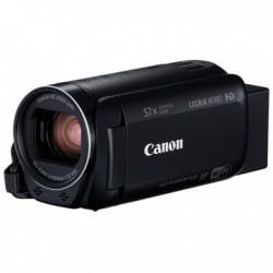 Canon LEGRIA HF R87 - Caméscope - 1080p / 50 pi/s - 3.28 MP - 32x zoom optique - flash 16 Go - carte Flash - Wi-Fi, NFC - noir