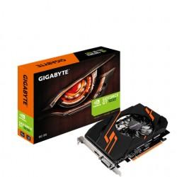 Gigabyte GT 1030 OC 2G - Carte graphique - GF GT 1030 - 2 Go GDDR5 - PCIe 3.0 - DVI, HDMI