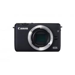 Canon EOS M10 - Appareil photo numérique - sans miroir - 18.0 MP - APS-C - 1080p / 30 pi/s - corps uniquement - Wi-Fi, NFC - no