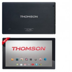 "Thomson TEO PRESTIGE - Tablette - Android 5.0 (Lollipop) - 8 Go - 10.1"" TN (1024 x 600) - Logement microSD"