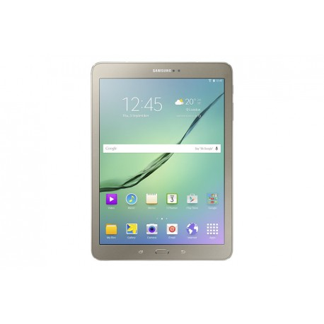 "Samsung Galaxy Tab S2 - Tablette - Android 6.0 (Marshmallow) - 32 Go - 9.7"" Super AMOLED (2048 x 1536) - Logement microSD - or"