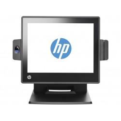 HP RP7 Retail System 7800 - Tout-en-un - 1 x Celeron G540 / 2.5 GHz - RAM 4 Go - HDD 500 Go - HD Graphics - GigE - LAN sans fil