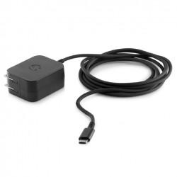 HP - Adaptateur secteur - CA 90-264 V - 15.75 Watt - Europe - pour Elite x2 1012 G2, Pro Tablet 608 G1, Pro x2 612 G2, x2 210 G