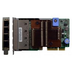Lenovo ThinkSystem - Adaptateur réseau - LAN-on-motherboard (LOM) - 10Gb Ethernet x 4 - pour ThinkAgile HX3520-G Appliance, Thi