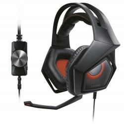 ASUS STRIX PRO - Casque - pleine taille - filaire - Suppresseur de bruit actif