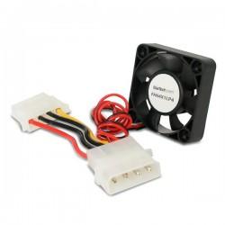 StarTech.com Ventilateur PC à Roulement à Billes - Alimentation LP4 - 40 mm - 1x LP4 Femelle - 1x LP4 Mâle - Kit de ventilation
