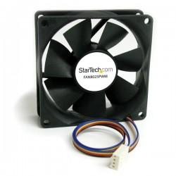 StarTech.com Ventilateur d'Ordinateur 80 mm avec PMW - Connecteur à Modulation d'Impulsion en Durée - Ventilateur châssis - 8