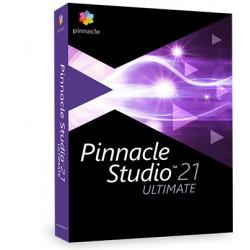 Pinnacle Studio Ultimate - (v. 21) - ensemble de boîtes - 1 utilisateur - Win - Multilingue - Europe