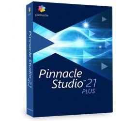 Pinnacle Studio Plus - (v. 21) - ensemble de boîtes - 1 utilisateur - Win - Multilingue - Europe