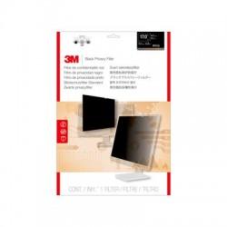 """Filtre de confidentialité 3M pour moniteur standard 17"""" - Filtre anti-indiscrétion - 17"""" - noir"""