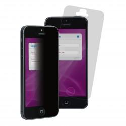 Film de protection confidentiel 3M pour Apple iPhone 5/5S/5C/SE Portrait - Filtre de confidentialité pour écran (portrait) - no