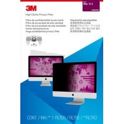 """3M High Clarity Filter for 21.5"""" Apple iMac - Filtre anti-indiscrétion - Largeur 21,5 pouces - noir - pour Apple iMac (21.5 po"""