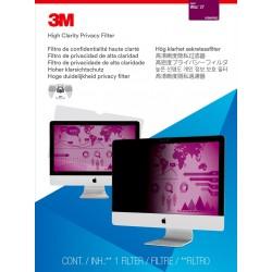 """3M High Clarity Filter for 27"""" Apple iMac - Filtre anti-indiscrétion - Largeur 27 po. - noir - pour Apple iMac (27 po)"""