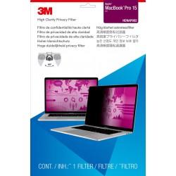 """3M High Clarity Filter for 15"""" Apple MacBook Pro (2016 model) - Filtre de confidentialité pour ordinateur portable - largeur 1"""