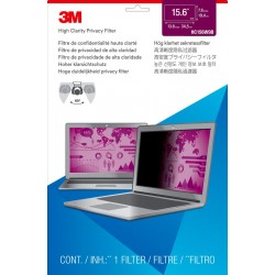 """3M High Clarity Filter for 15.6"""" Widescreen Laptop - Filtre de confidentialité pour ordinateur portable - largeur 15,6 pouces"""