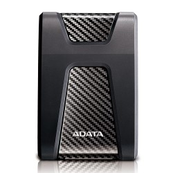 "ADATA DashDrive Durable HD650 - Disque dur - 2 To - externe (portable) - 2.5"" - USB 3.0 - noir"