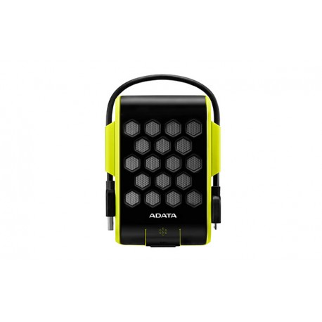ADATA HD720 - Disque dur - 2 To - externe (portable) - USB 3.0 - vert