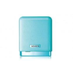 ADATA PV150 Power Bank - Banque d'alimentation Li-Ion 10000 mAh - 2.1 A (USB (alimentation uniquement)) - bleu