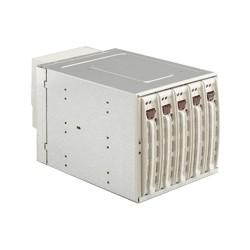 """Supermicro CSE-M35T-1 - Rack de stockage mobile - 3.5"""" - beige"""