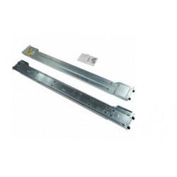 Supermicro - Kit de rails pour armoire - 4U - pour SC417, SC842, SC846, SC847, SC848, SuperServer 5086B-TRF, 6046T-TUF