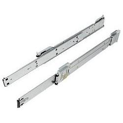 Supermicro - Kit de rails pour armoire - pour SC826 E1-R800LPB, E1-R800LPV, SC827 T-R1200B, SC936 E1-R900B