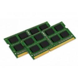 Kingston ValueRAM - DDR3L - 8 Go: 2 x 4 Go - SO DIMM 204 broches - 1600 MHz / PC3L-12800 - CL11 - 1.35 / 1.5 V - mémoire sans t