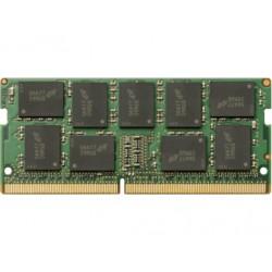 HP - DDR4 - 16 Go - SO DIMM 260 broches - 2400 MHz / PC4-19200 - 1.2 V - mémoire sans tampon - ECC