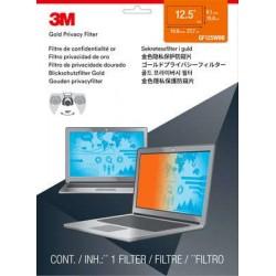 """Filtre de confidentialité Gold 3M pour ordinateur portable à écran panoramique 12,5"""" - Filtre de confidentialité pour ordinate"""