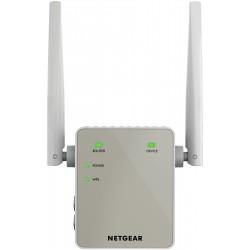 Répéteur Universel Wifi AC1200 Dual Band EX6120Répète le signal wifi d'un routeur Wifi ou d'une box ADSL, quelque soit sa mar