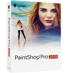 Corel PaintShop Pro 2018 - Ensemble de boîtes - 1 utilisateur (mini-boîtier) - Win - Multilingue