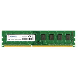 ADATA Premier Series - DDR3 - 2 Go - DIMM 240 broches - 1600 MHz / PC3-12800 - CL11 - 1.5 V - mémoire sans tampon - non ECC