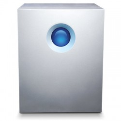 LaCie 5big Thunderbolt 2 - Baie de disques - 10 To - 5 Baies (SATA-600) 2 To x 5 - Thunderbolt 2 (externe)