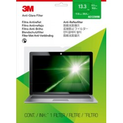 """Filtre anti-reflets 3M pour ordinateur portable à écran large 13,3"""" - Filtre anti reflet pour ordinateur portable - largeur 13"""