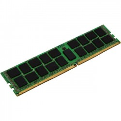 Kingston Server Premier - DDR4 - 16 Go - DIMM 288 broches - 2666 MHz / PC4-21300 - CL19 - 1.2 V - mémoire enregistré - ECC