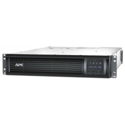 APC Smart-UPS 3000 LCD - Onduleur (rack-montable) - CA 120 V - 2.7 kW - 3000 VA - RS-232, USB - connecteurs de sortie : 8 - 2U