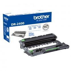 Brother DR2400 - Noir - kit tambour - pour Brother DCP-L2510, L2530, L2550, HL-L2350, L2370, L2375, MFC-L2710, L2713, L2730, L2