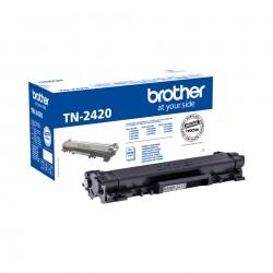Brother TN2420 - À rendement élevé - noir - originale - cartouche de toner - pour Brother DCP-L2510, L2530, L2550, HL-L2350, L2