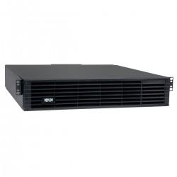 "Tripp Lite 48V 2U Rackmount External Battery Pack for select UPS Sytems - Boîtier de piles (rack-montable) - 2U - 19"""