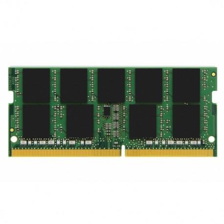 Kingston - DDR4 - 4 Go - SO DIMM 260 broches - 2400 MHz / PC4-19200 - CL17 - 1.2 V - mémoire sans tampon - non ECC